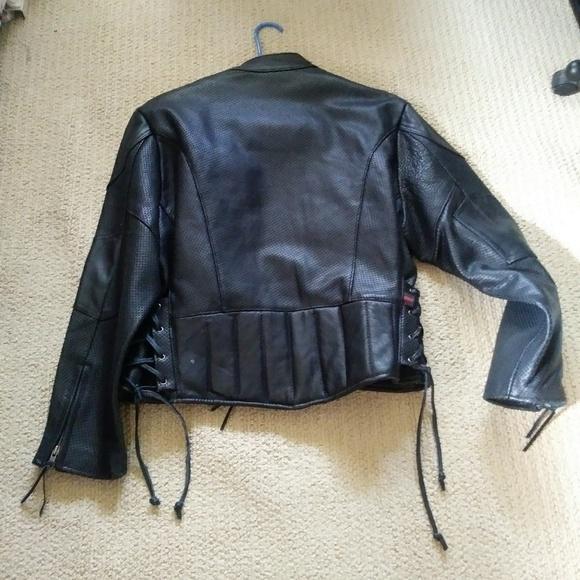 0536902eb Evel Knievel Leather Jacket